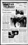 Spartan Daily, May 1, 2002