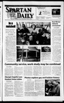 Spartan Daily, May 2, 2002 by San Jose State University, School of Journalism and Mass Communications