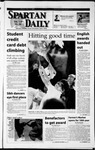 Spartan Daily, May 3, 2002 by San Jose State University, School of Journalism and Mass Communications