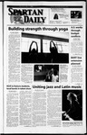 Spartan Daily, May 7, 2002