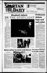 Spartan Daily, May 10, 2002 by San Jose State University, School of Journalism and Mass Communications