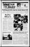 Spartan Daily, May 13, 2002 by San Jose State University, School of Journalism and Mass Communications