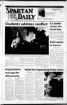 Spartan Daily, May 14, 2002 by San Jose State University, School of Journalism and Mass Communications