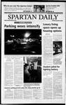 Spartan Daily, August 26, 2002 by San Jose State University, School of Journalism and Mass Communications