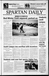 Spartan Daily, August 28, 2002 by San Jose State University, School of Journalism and Mass Communications