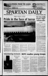 Spartan Daily, September 11, 2002 by San Jose State University, School of Journalism and Mass Communications