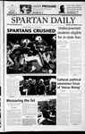 Spartan Daily, September 16, 2002 by San Jose State University, School of Journalism and Mass Communications