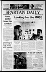 Spartan Daily, September 17, 2002 by San Jose State University, School of Journalism and Mass Communications