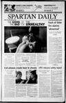 Spartan Daily, September 18, 2002 by San Jose State University, School of Journalism and Mass Communications