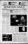 Spartan Daily, September 20, 2002 by San Jose State University, School of Journalism and Mass Communications