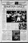 Spartan Daily, September 23, 2002 by San Jose State University, School of Journalism and Mass Communications