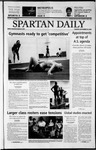 Spartan Daily, September 24, 2002 by San Jose State University, School of Journalism and Mass Communications