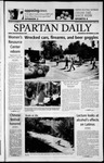 Spartan Daily, September 25, 2002 by San Jose State University, School of Journalism and Mass Communications