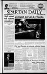 Spartan Daily, September 27, 2002