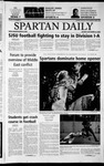 Spartan Daily, September 30, 2002 by San Jose State University, School of Journalism and Mass Communications