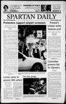 Spartan Daily, October 1, 2002 by San Jose State University, School of Journalism and Mass Communications