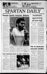 Spartan Daily, October 2, 2002 by San Jose State University, School of Journalism and Mass Communications