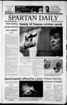 Spartan Daily, October 3, 2002 by San Jose State University, School of Journalism and Mass Communications