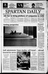 Spartan Daily, October 4, 2002 by San Jose State University, School of Journalism and Mass Communications