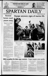 Spartan Daily, October 7, 2002 by San Jose State University, School of Journalism and Mass Communications