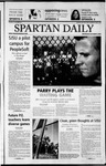 Spartan Daily, October 9, 2002 by San Jose State University, School of Journalism and Mass Communications