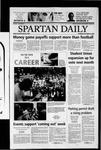 Spartan Daily, October 10, 2002