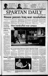 Spartan Daily, October 11, 2002