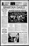 Spartan Daily, October 14, 2002