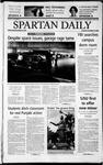 Spartan Daily, October 15, 2002