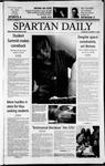 Spartan Daily, October 17, 2002