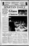 Spartan Daily, October 18, 2002