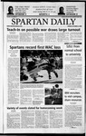 Spartan Daily, October 21, 2002 by San Jose State University, School of Journalism and Mass Communications