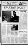 Spartan Daily, October 30, 2002 by San Jose State University, School of Journalism and Mass Communications