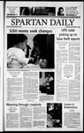 Spartan Daily, October 31, 2002 by San Jose State University, School of Journalism and Mass Communications