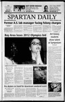 Spartan Daily, November 4, 2002 by San Jose State University, School of Journalism and Mass Communications