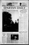 Spartan Daily, November 5, 2002 by San Jose State University, School of Journalism and Mass Communications