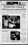 Spartan Daily, November 7, 2002 by San Jose State University, School of Journalism and Mass Communications