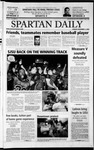 Spartan Daily, November 11, 2002 by San Jose State University, School of Journalism and Mass Communications