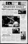 Spartan Daily, November 12, 2002 by San Jose State University, School of Journalism and Mass Communications