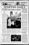 Spartan Daily, November 13, 2002 by San Jose State University, School of Journalism and Mass Communications