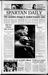 Spartan Daily, November 14, 2002 by San Jose State University, School of Journalism and Mass Communications