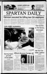 Spartan Daily, November 15, 2002 by San Jose State University, School of Journalism and Mass Communications