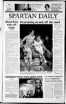 Spartan Daily, November 19, 2002 by San Jose State University, School of Journalism and Mass Communications