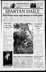 Spartan Daily, November 21, 2002 by San Jose State University, School of Journalism and Mass Communications