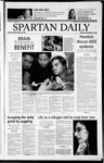 Spartan Daily, November 22, 2002 by San Jose State University, School of Journalism and Mass Communications