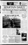 Spartan Daily, November 26, 2002 by San Jose State University, School of Journalism and Mass Communications