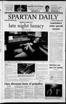 Spartan Daily, December 10, 2002 by San Jose State University, School of Journalism and Mass Communications