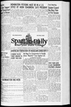 Spartan Daily, January 4, 1943 by San Jose State University, School of Journalism and Mass Communications