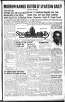 Spartan Daily, January 6, 1943 by San Jose State University, School of Journalism and Mass Communications