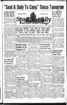 Spartan Daily, January 8, 1943 by San Jose State University, School of Journalism and Mass Communications